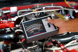 Car engine diagnostic