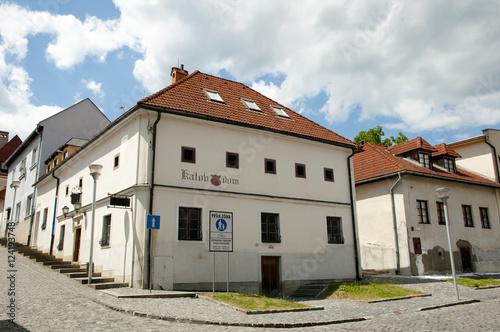 Poster Old Executioner's House - Bardejov - Slovakia