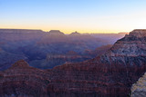 Grand Canyon Sunrise from Mather Point - 124195762