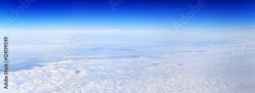 panoramic view of overcast - 124199549