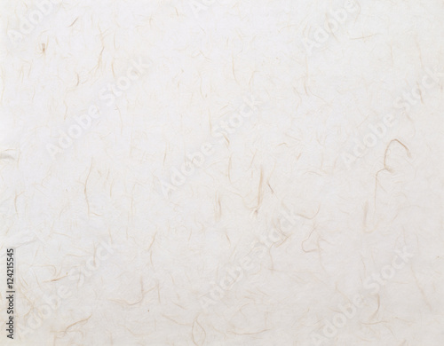 Poster 繊維が見える和紙(背景素材)