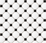floor tile design background - 124224721