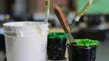 Screen Printing Ink Buckets