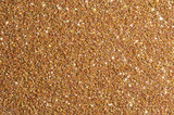 background of gold glitter