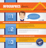 """Infographics templates with a businessman 124325922,Texture of old vintage pink plaster wall"""""""