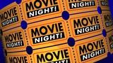 Movie Night Tickets Showtime Cinema Theater Film 3d Animation