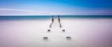 Fototapety Calm relaxing ocean
