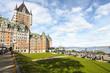 Frontenac Castle - Quebec City - Canada