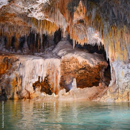 Obraz na Plexi Inside the cave
