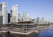 Vancouver Morning Skyline
