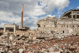 Ruins of Paper Mill - Kalety, Poland.