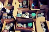 Spray paint for graffiti - 124516579