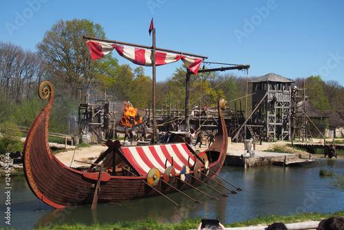 Le Puy du Fou - Les Vikings Poster