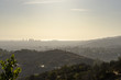 Los Angeles Skyline in Distance #11