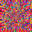 Abstract colorful geometric shapes background, vector illustration.