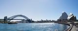 Iconic Sydney Harbour bridge - 124627726