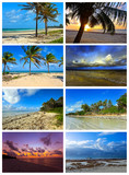 Collage coast Diani