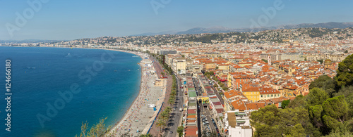 Papiers peints Nice Nice and the french riviera