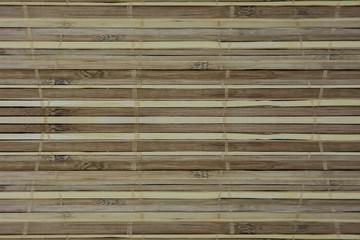 Bamboo mat © noppharat