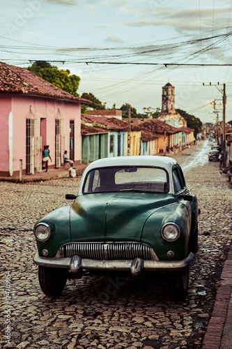 Poster Kuba