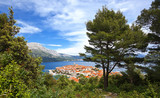 cityscape of Korcula. Croatia - 124713973