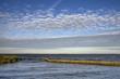 Lake Tjeukemeer in Friesland