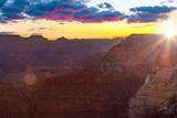 Serene Sunrise at Grand Canyon - 124796560