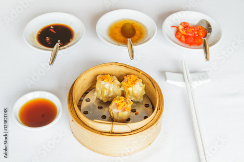 Juliste Steamed pork dumpling