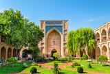Kukeldash Madrasah, a medieval madrasa in Tashkent - Uzbekistan