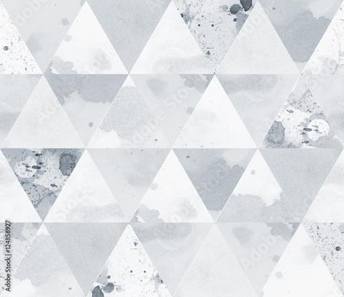 Fototapeta Black and white pattern