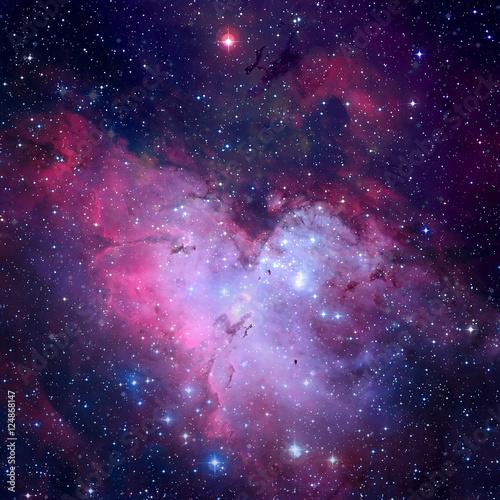Plexiglas Nasa The Eagle Nebula. Elements of this image furnished by NASA.