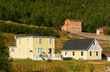 Typical houses in Newfoundland