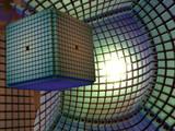 Fototapeta  - Cubeworld - Fractal Image © ptk78