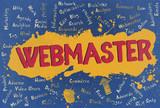 Webmaster, Word Cloud, Blog