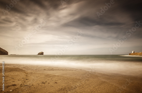 Portreath seascape shot Poster