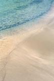 Beautiful tropical beach view vertical image - 125066517