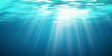 Vue sous-marine vectorielle 1