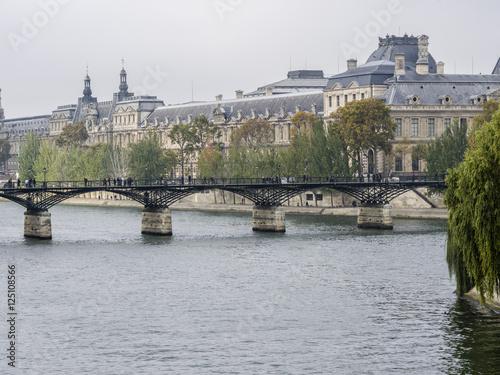 Passerelle du Pont des Arts Poster