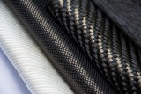 Carbon fiber composite raw material