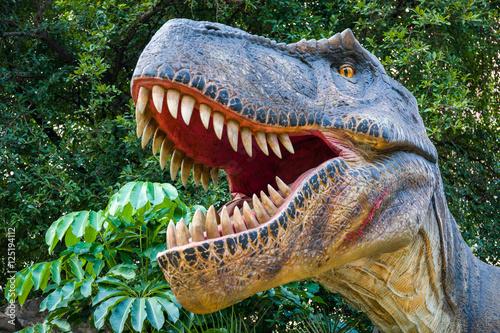 Poster T-Rex or Tyrannosaurus Dinosaur