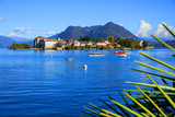 Fototapety Scenic view of Lake Maggiore, Italy, Europe