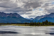 Alaska Highway above Haines Junction- Yukon Territory- Canada  The views are endless in this part of the country.
