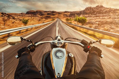 Motorbike Plakat