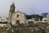Santuario de San Andrés de Teixido (Cedeira, La Coruña - España).