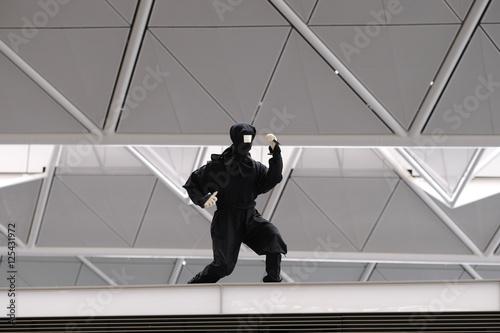Poster Black Ninja