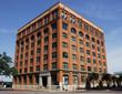 old brick building in Dallas downtown
