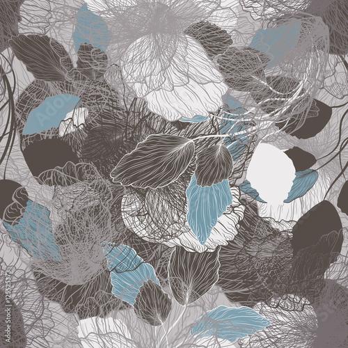 bezszwowy-abstrakcjonistyczny-kwiecisty-wzor