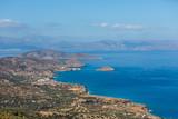 Landscape of Crete, Greece