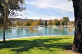 City park in Temecula, California.