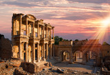 Celsus Library in Ephesus, Turkey - 125616311